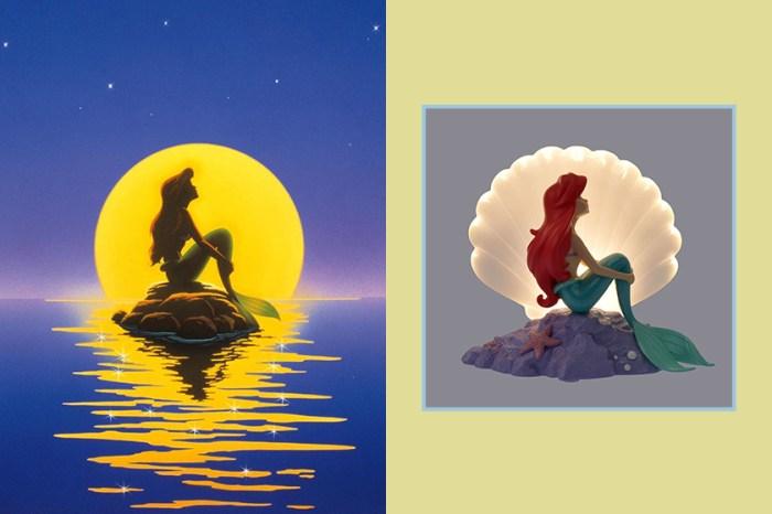 Disney 為《小魚仙》30 週年推出紀念商品,這款小夜燈迷倒了所有女生!