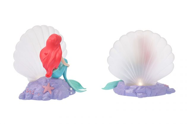The Little Mermaid 30th Japan Disney Store Led Light