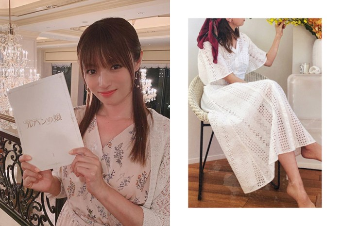 日劇女王深田恭子的日常搭配,根本就是今個夏季最棒的洋裝挑選範本!