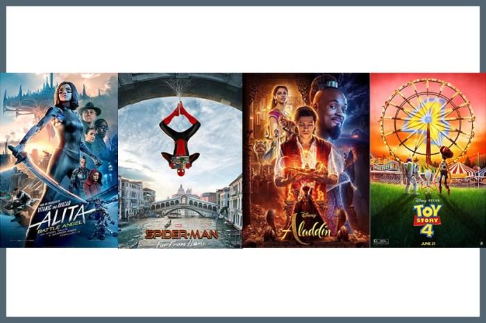《Toy Story》竟然被這部打敗?2019 上半年票房排行出爐:這些電影你都看過了嗎!