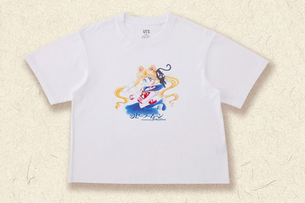Uniqlo UT Sailor Moon T-shirt Naoko Takeuchi japan Comic cartoon