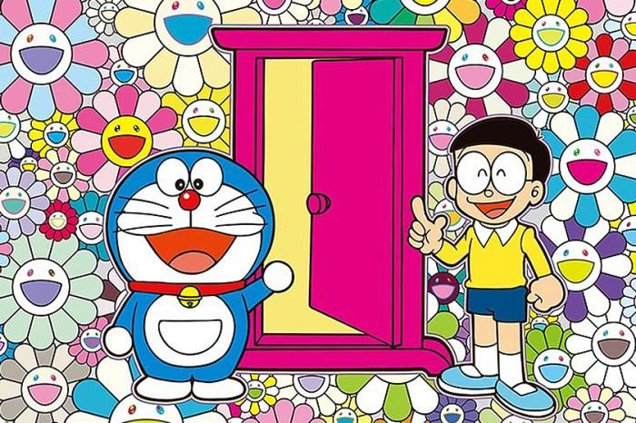 村上隆、奈良美智、蜷川実花藝術家參與:正式開幕的《哆啦A夢》展還有許多獨家商品!