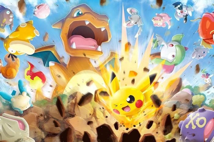 Pokémon 迷注意!新手機遊戲《Rumble Rush》已經可以在 iOS、Android 下載!