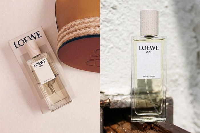 情侶之間可以共享的香氣會是什麼味道?Loewe 推出「無性別」香氛再次引起關注!