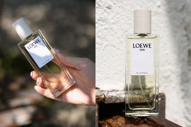 Loewe 001 EDC Perfume Couple Cologne