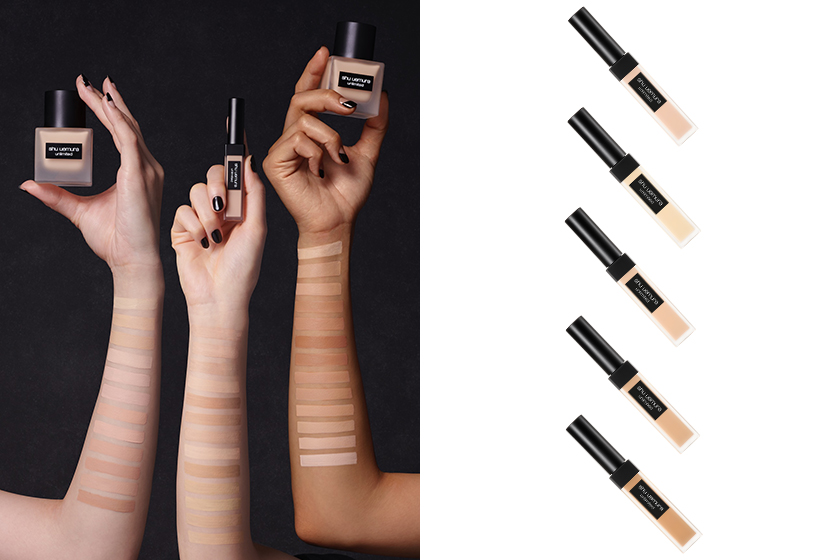 shu uemura Unlimited Match Concealer 13 Colours asian girls