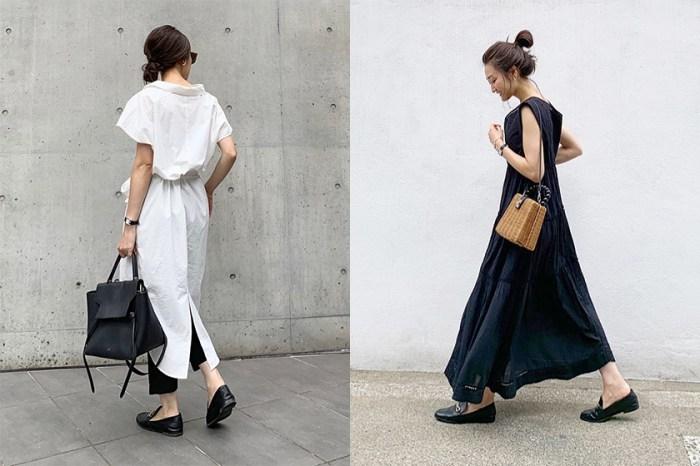 辦公室穿搭範本:她的 Instagram 用簡約單品搭出日本女生的優雅日常