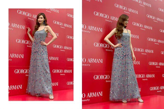 Giorgio Armani Beauty Chi Ling Lin Red Lip Color