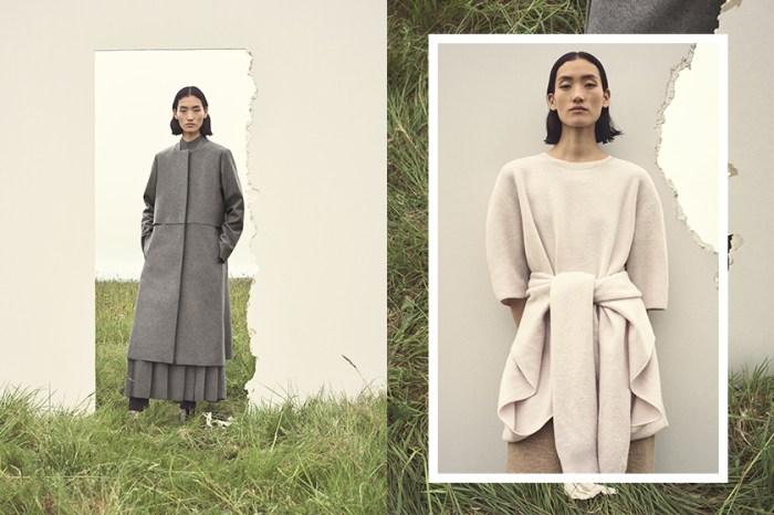 北歐式知性美學:簡約控想收進衣櫃的高級質感,COS 新季系列登場!