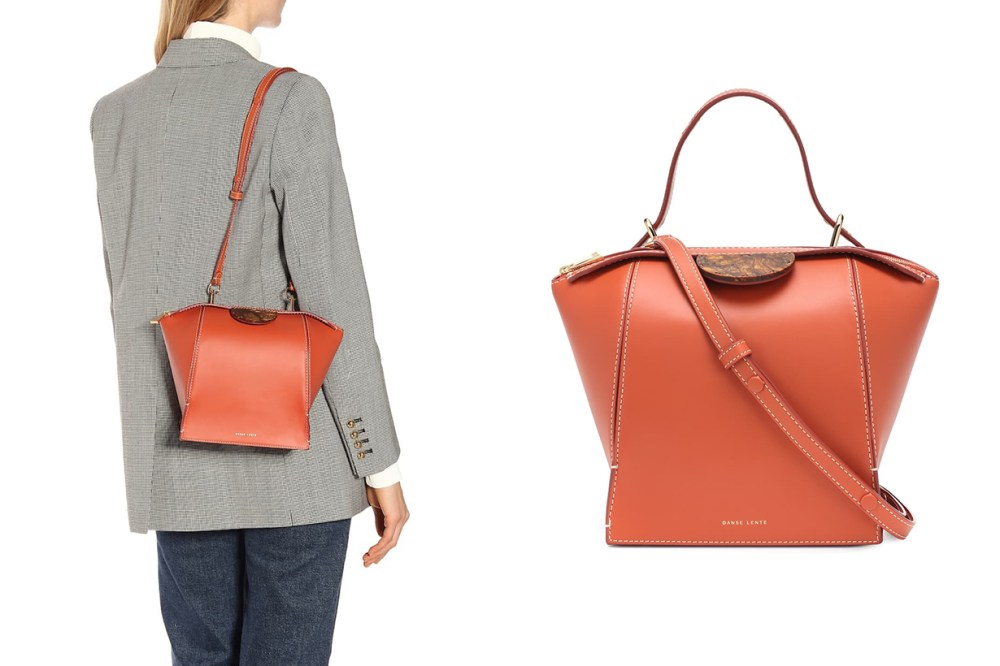 Danse Lente Adele Leather Shoulder Bag