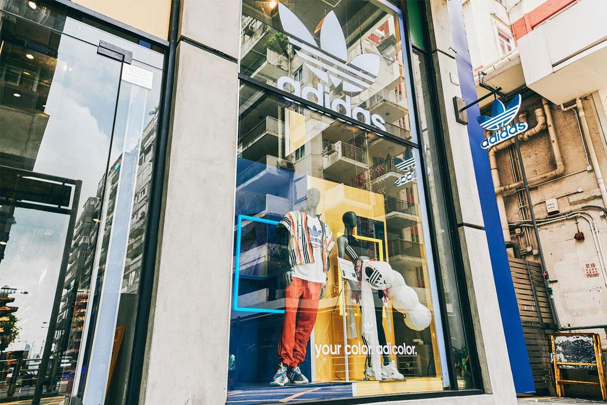 adidas Originals X PHVLO fashion design