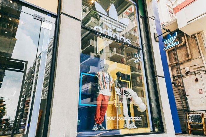 藝術與時尚的完美結合!adidas Originals 聯同新晉時裝設計師重塑經典潮流服飾