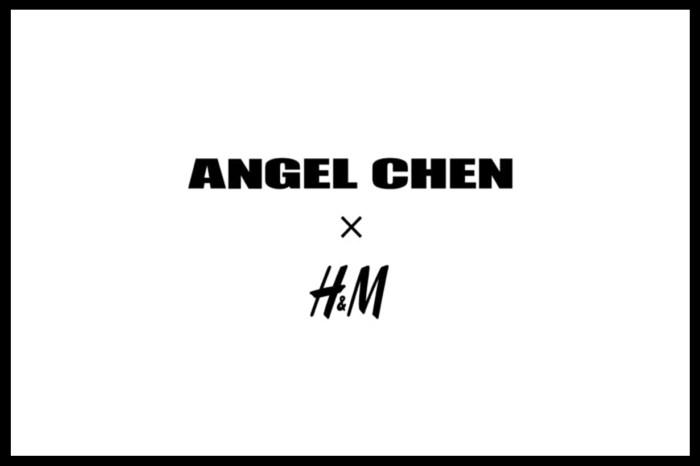 H&M 宣佈聯乘首位中國設計師,ANGEL CHEN 到底是誰?