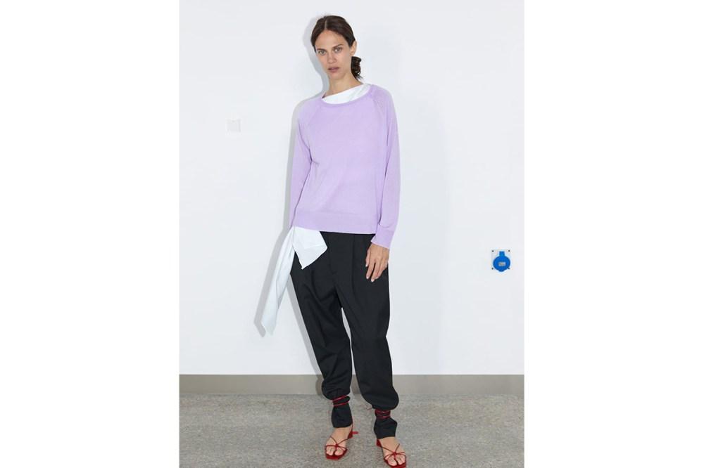 Zara Basic Swearter