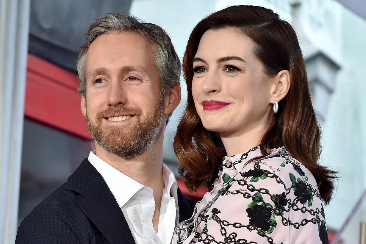 Anne Hathaway Announces She's Pregnant With Her Second Child