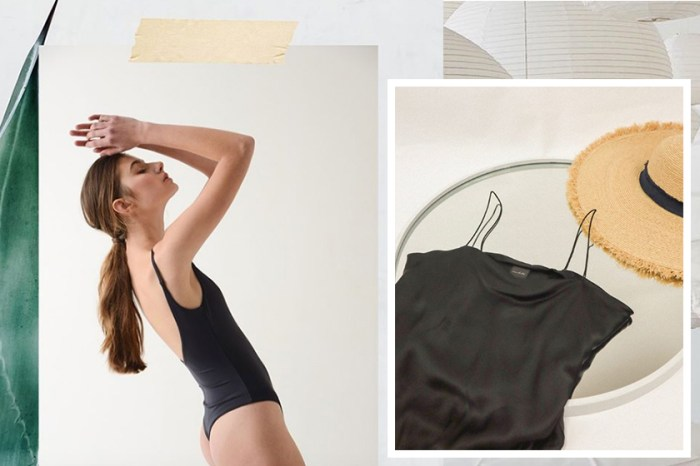 每個女生也該擁有!這個高質小眾品牌以設計和舒適度攻陷了簡約控的心!