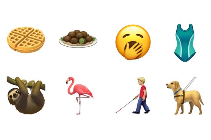 終於等到了!Apple 釋出全新 59 個 Emojis,每一個都非常好用!