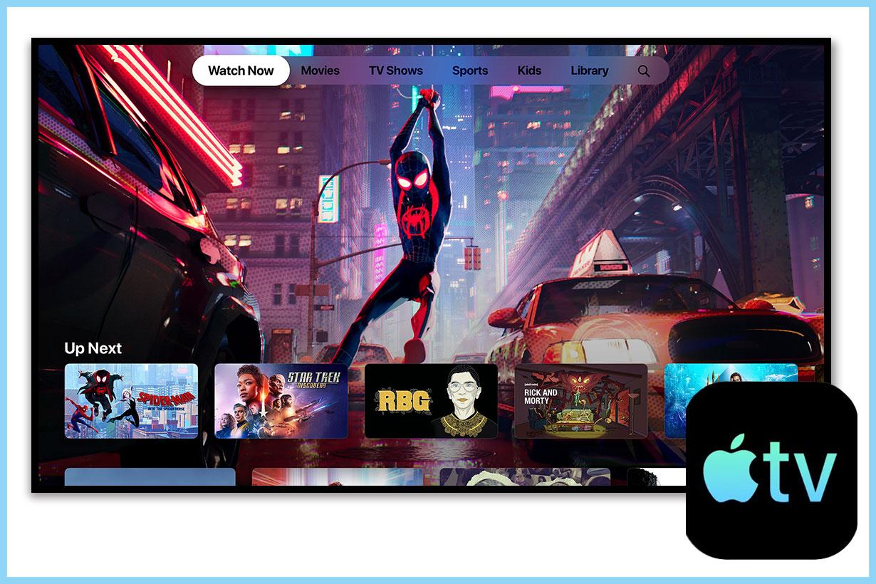 Apple TV Movie Carnival For Summer