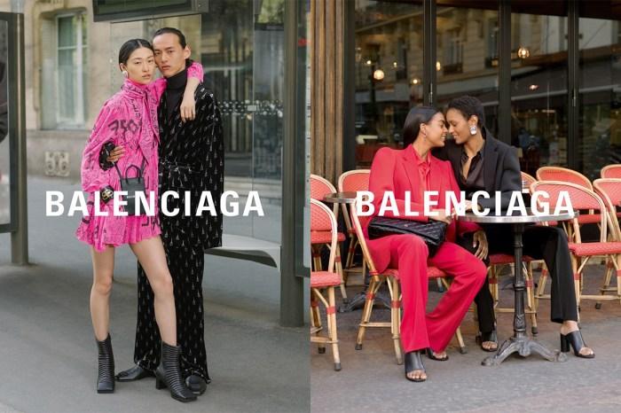 他們竟比名人、模特兒更吸引?Balenciaga 最新概念照找來素人街拍大獲好評!