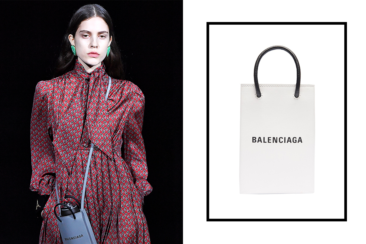 Balenciaga is now selling a water bottle holder for HKD$ 6,900