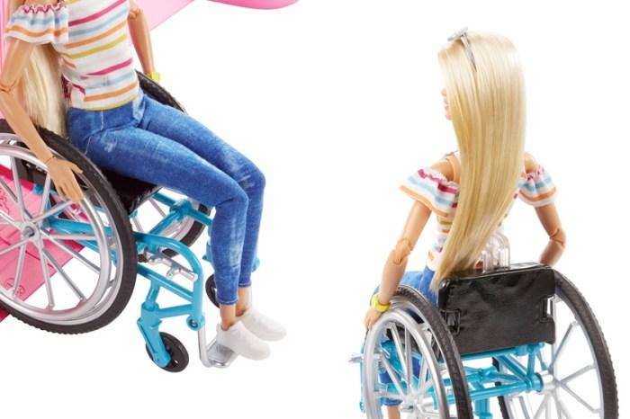 「輪椅 Barbie 」走出社會輿論,告訴我們:美的定義… 從來都不該只有一種!