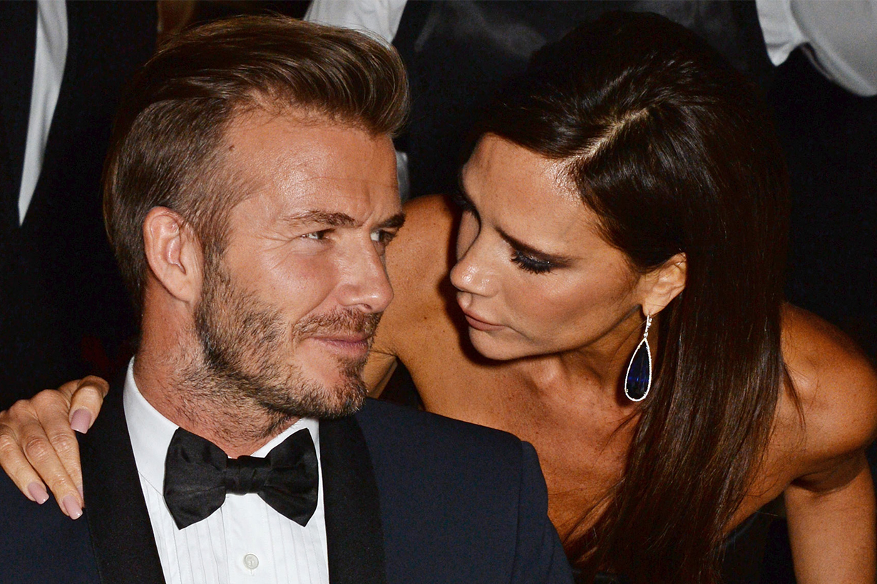 Victoria and David Beckham share sweet messages on their 20th wedding anniversary