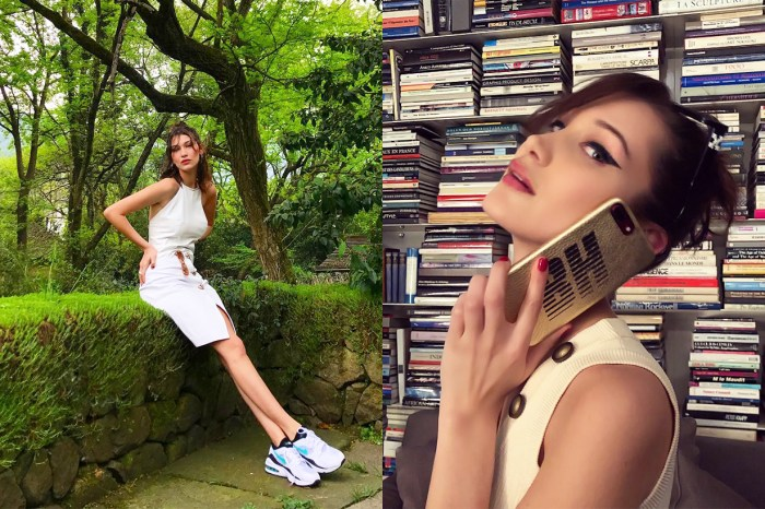 Bella Hadid 罕有換上金髮造型,網民:看到 Gigi 的影子!