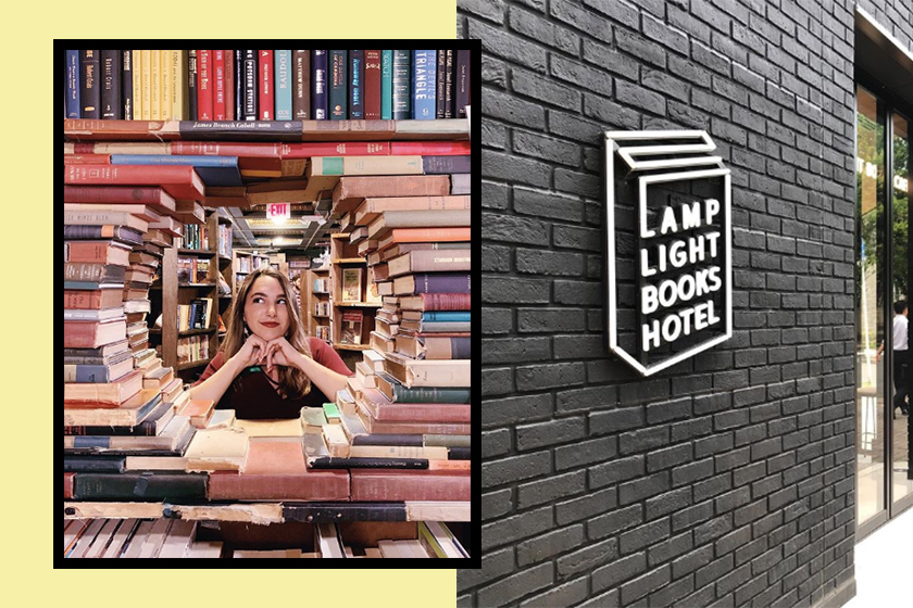 best book store Lamp Light Books Hotel Nagoya Winsing Art Place taipei The Last Bookstore los angeles