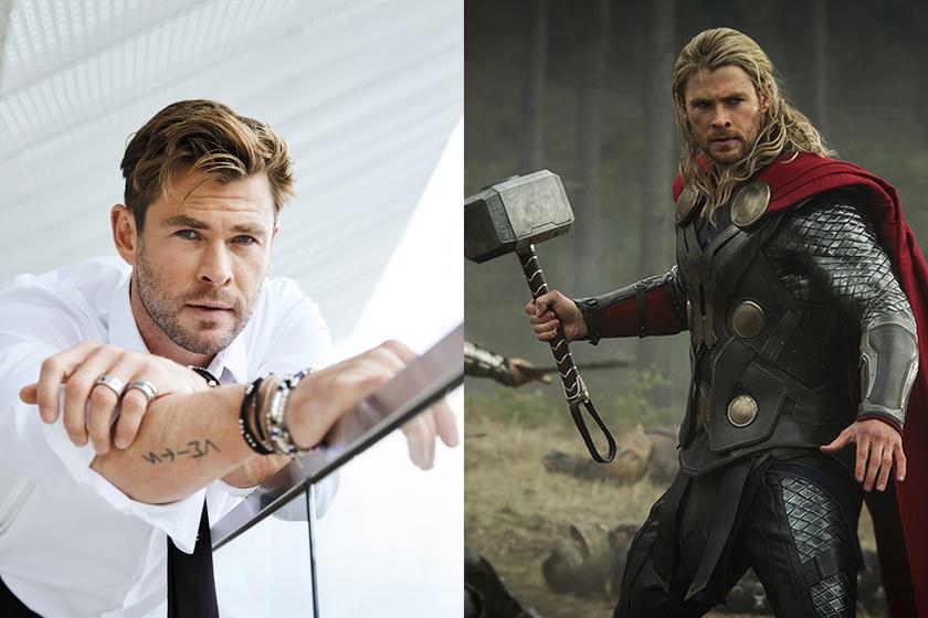 Chris Hemsworth return as the god of thunder in Thor 4