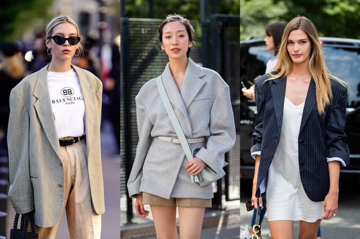 襯出帥氣造型的關鍵:這 6 款西裝外套,每個女生也該擁有一件!