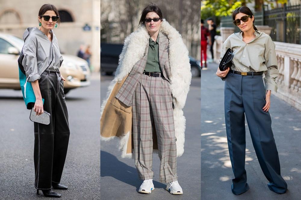 Vogue Ukarine Irina Linovich Street Style
