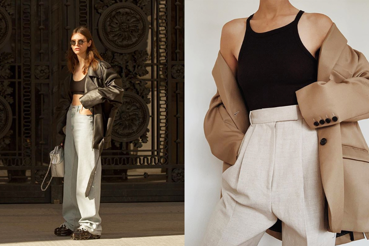 Boyish Style Pants and Shorts Trends