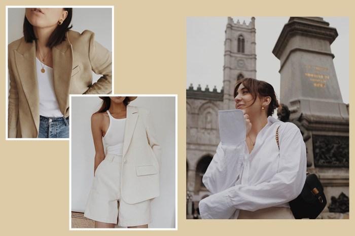 不只西裝外套才率性型格!這 5 件 Boyish 單品的魅力比想像中更時尚迷人