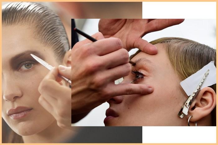 鏡子的距離亦是重點?專業修眉師透露畫出完美自然眉妝的 3 個秘訣!