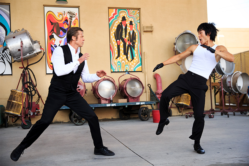 bruce lee daughter mockery once upon a time in hollywood shannon lee