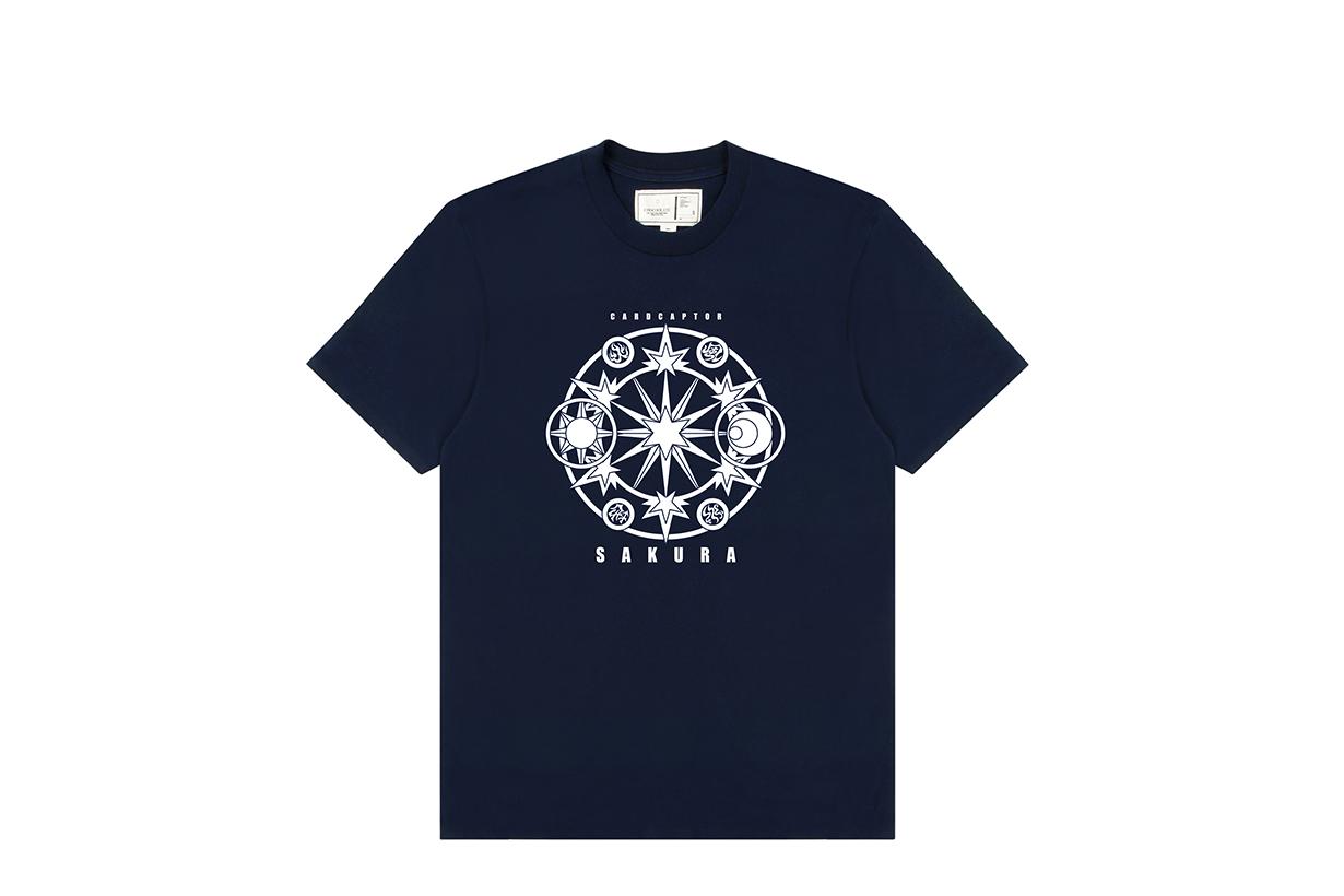 Cardcaptor Sakura  百變小櫻 x  :CHOCOOLATE T-shirt