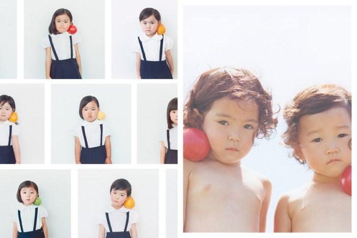 只是拍小女生夾著水果卻療癒了全世界,認識日本攝影師「橫浪修」!