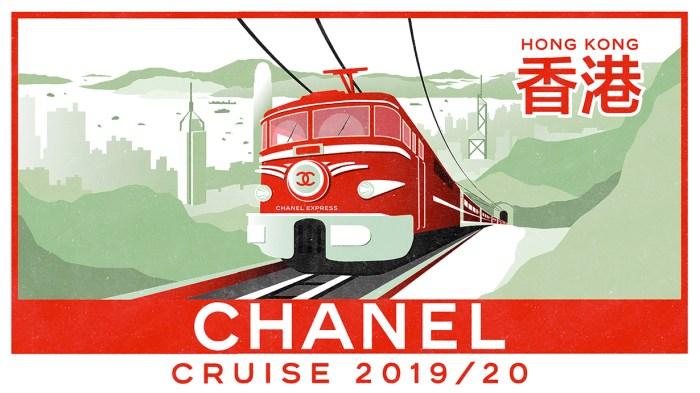 Chanel 宣布在香港舉辦 Cruise Show!將時尚度假風帶到啟德郵輪碼頭