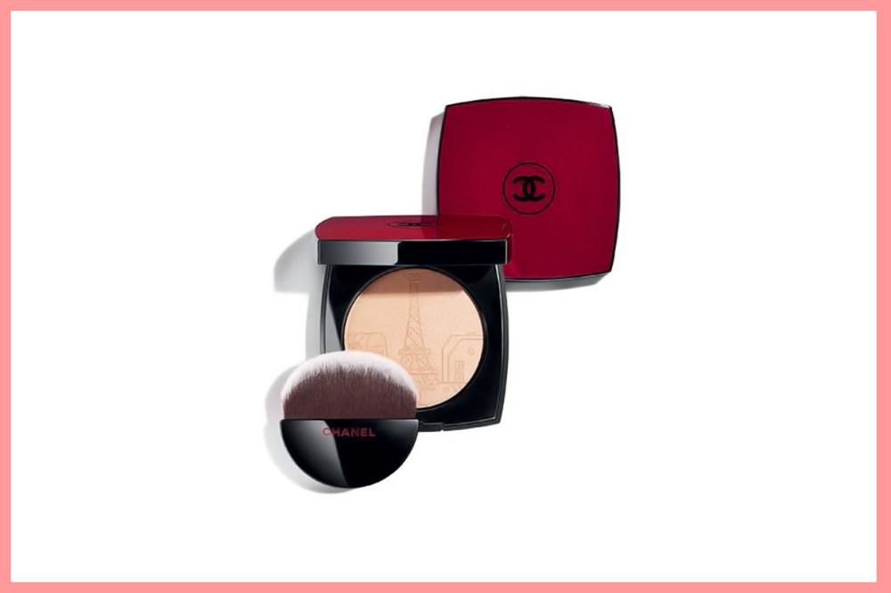 Chanel Eiffel Tower Illuminating Powder Paris 52 Champs-Élysées new makeup cosmetics beauty store