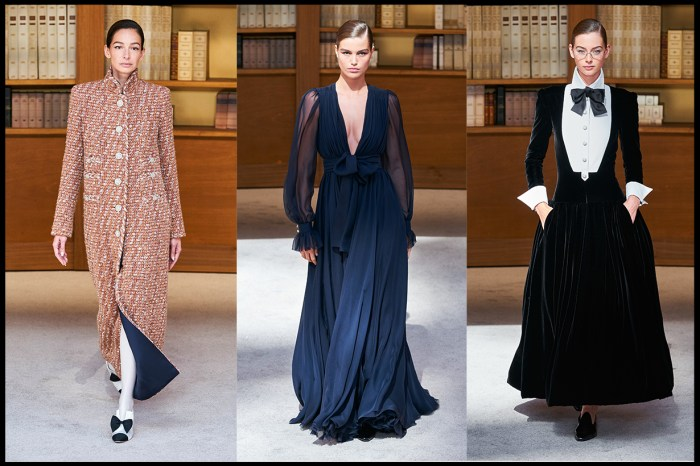 #PFW:跟著 Virginie 走進 Chanel's Library,細細低喃出女性的優雅自信!