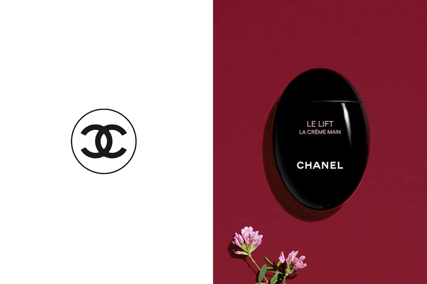 chanel hand cream le creme main black version le lift new