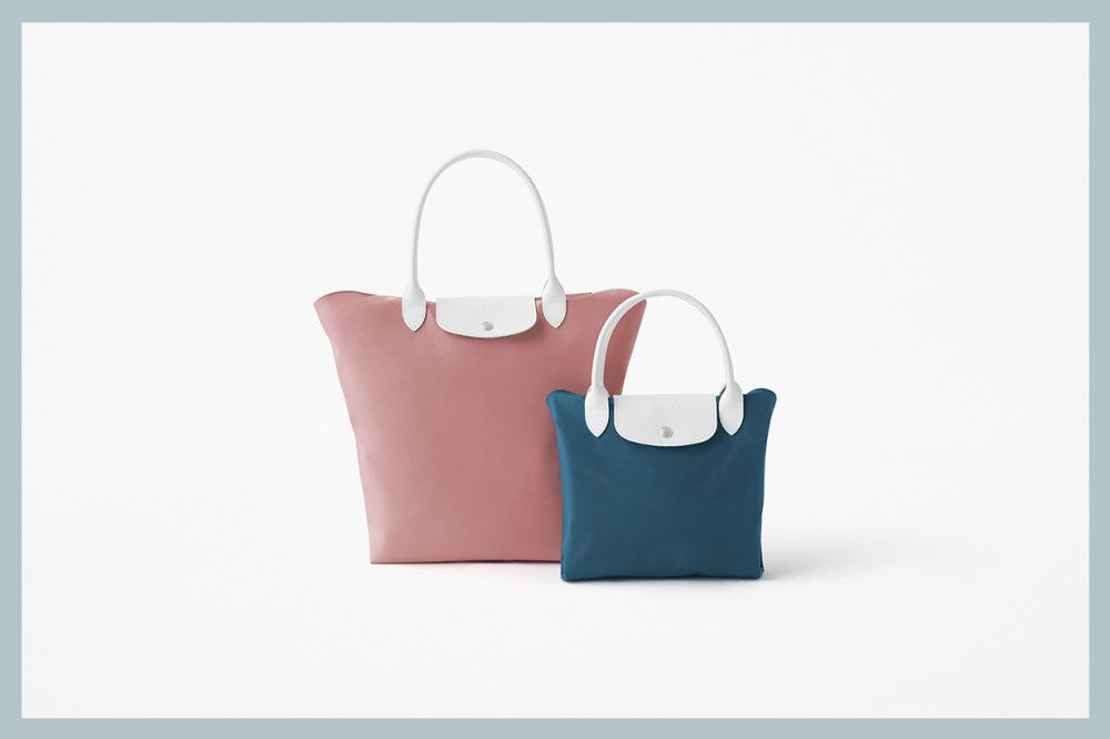 longchamp-nendo-circle Top handle bag