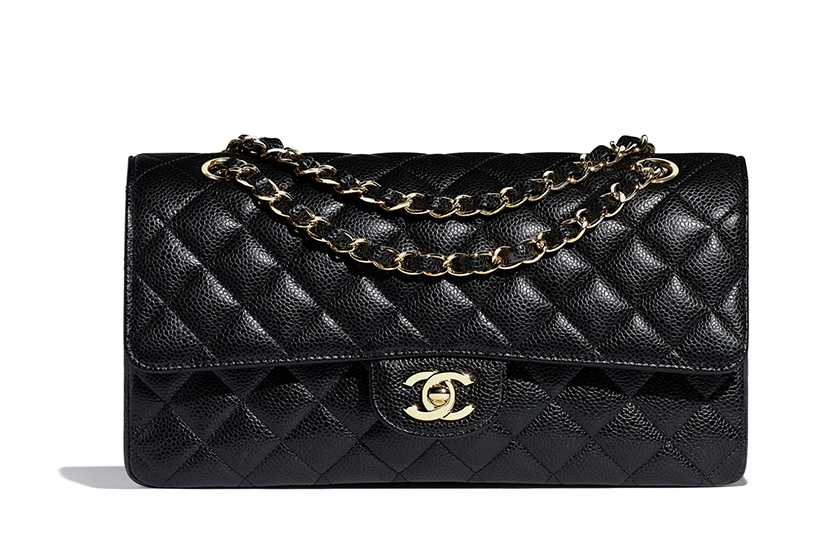 chanel Classic-Flap-Bag black