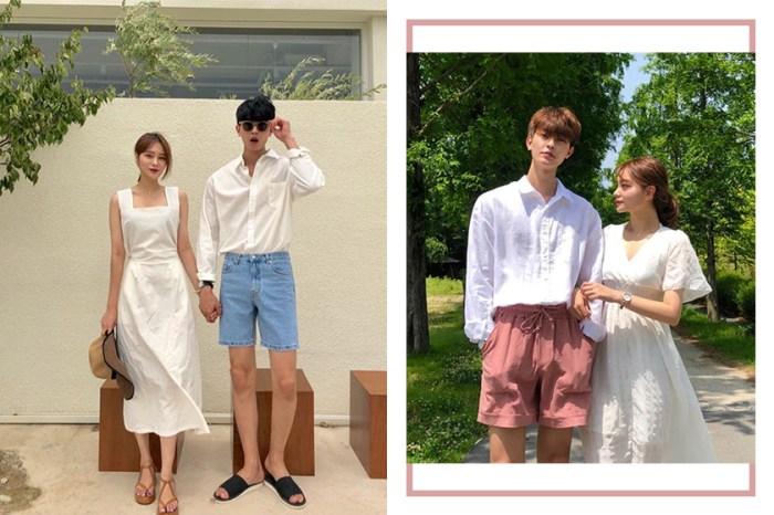 時尚又不會出錯!可以跟男朋友一起穿的 5 大造型靈感!