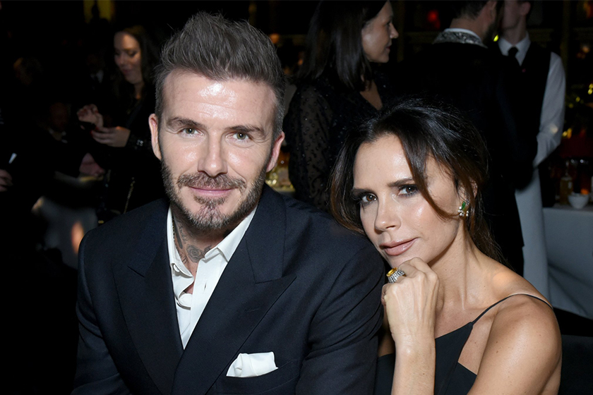 David and Victoria Beckham date in Paris for 20th wedding anniversary