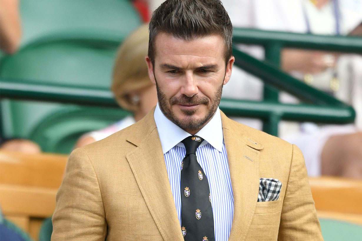 david beckham brooklyn beckham suit style