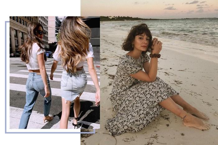 印花、絲質裙都站一旁!衣櫥有這款裙,才可自稱為時尚潮人!