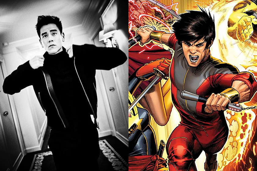 marvel to cast Eddie peng as shang chi
