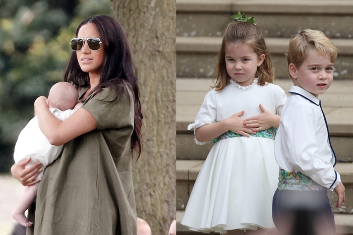 皇室不合傳言又添一樁!Archie 出生後,喬治與夏洛特竟然 2 個月從未見過他?