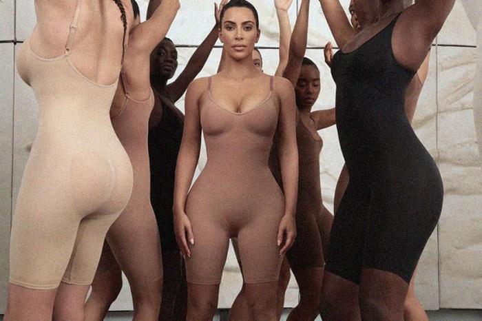 最新聲明:面對風波越演越烈,Kim Kardashian 將要撤銷「Kimono」名稱?